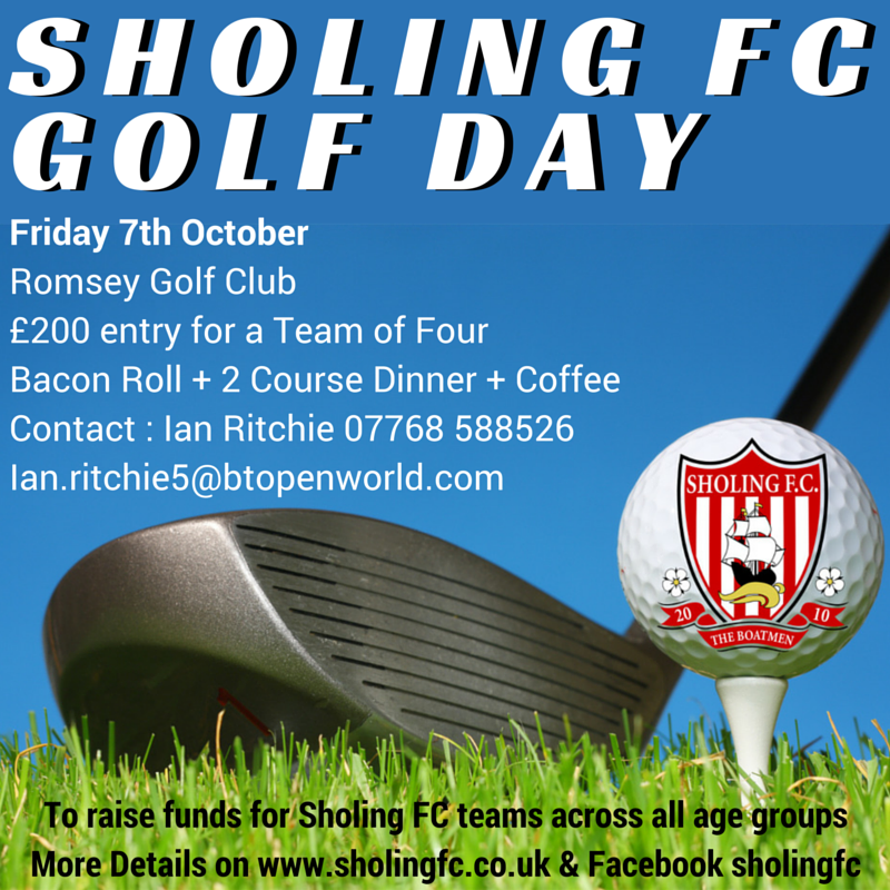 SHOLING FC GOLF DAY